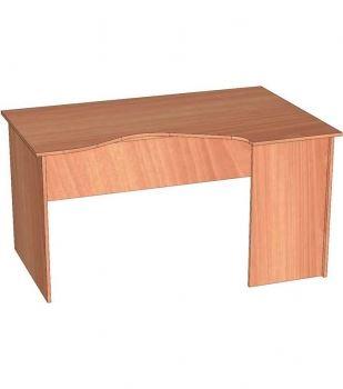 стол угловой скр-1 (правый) ЛамАрт